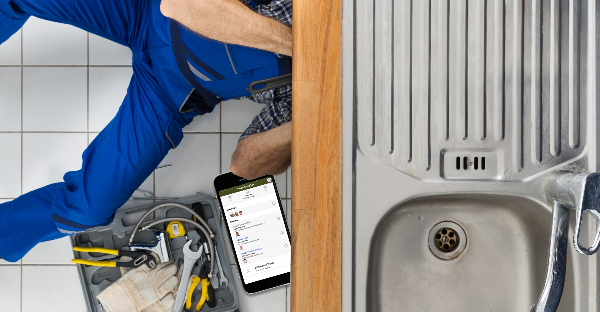 Easy Plumber Software